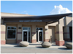 West Count Courthouse